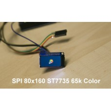 "0.96"" TFT Color LCD Display Module with SPI interface"