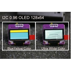 "I2C 0.96"" OLED display module ( compatible Arduino )"